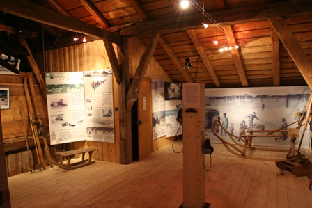 EXPOSITION : « LE GRAND HIVER »