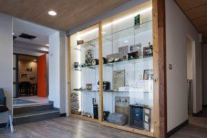 Galerie des archives
