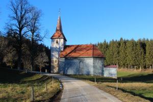 Chapelle St Théodule