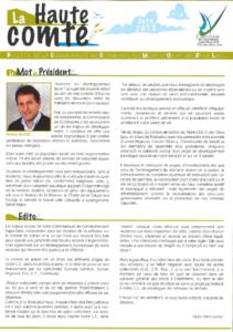 Bulletin N°14 - juin 2010
