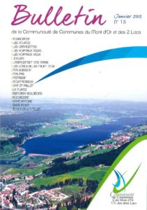 Bulletin N°18 – janvier 2015