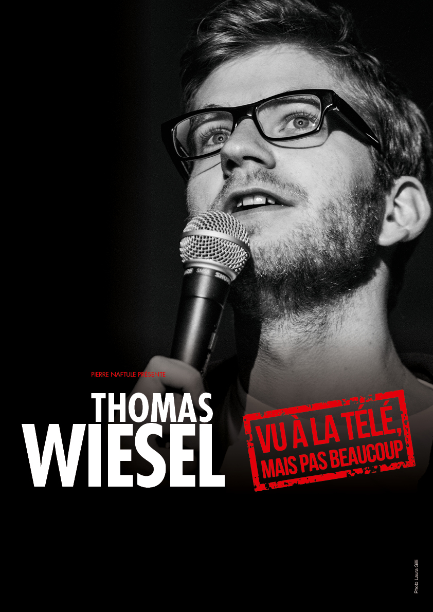 Spectacle de Thomas Wiesel