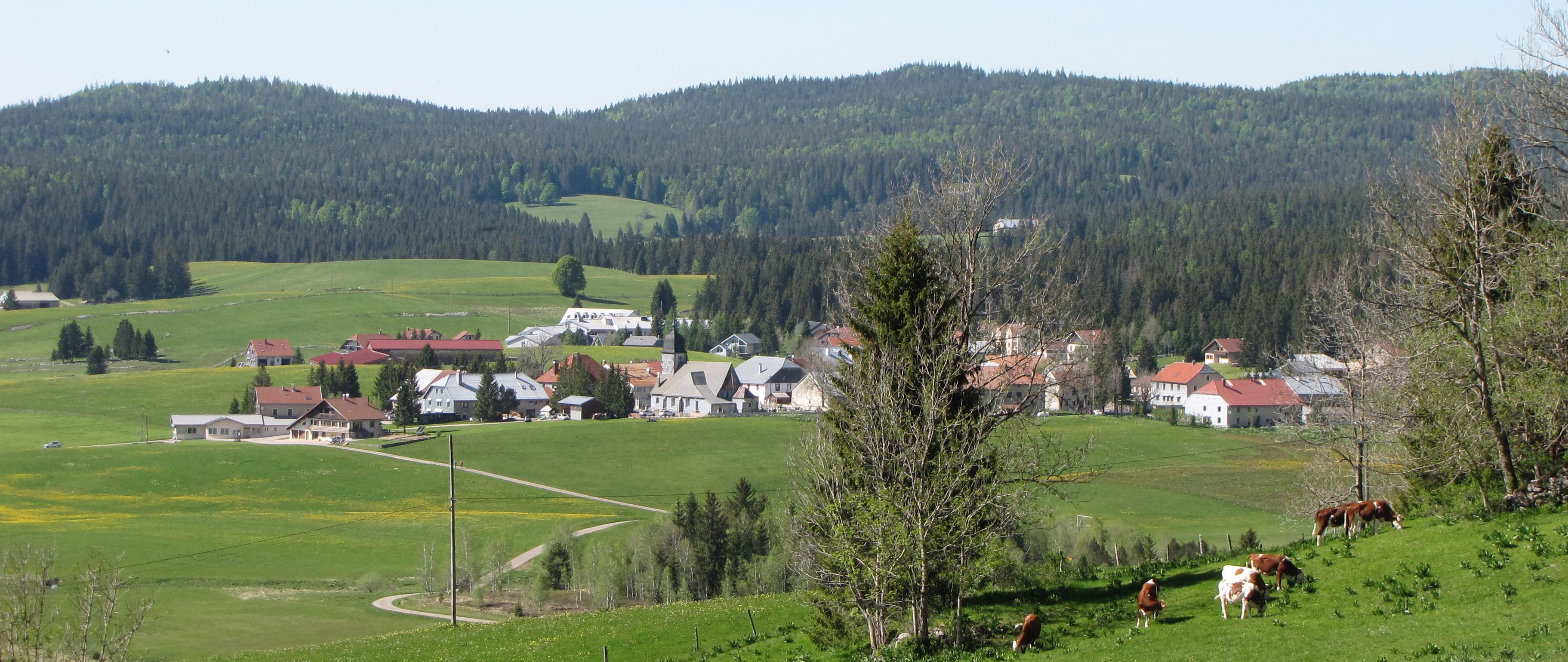 Chapelle Des Bois Communaute De Communes Des Lacs Et Montagnes Du Haut Doubs