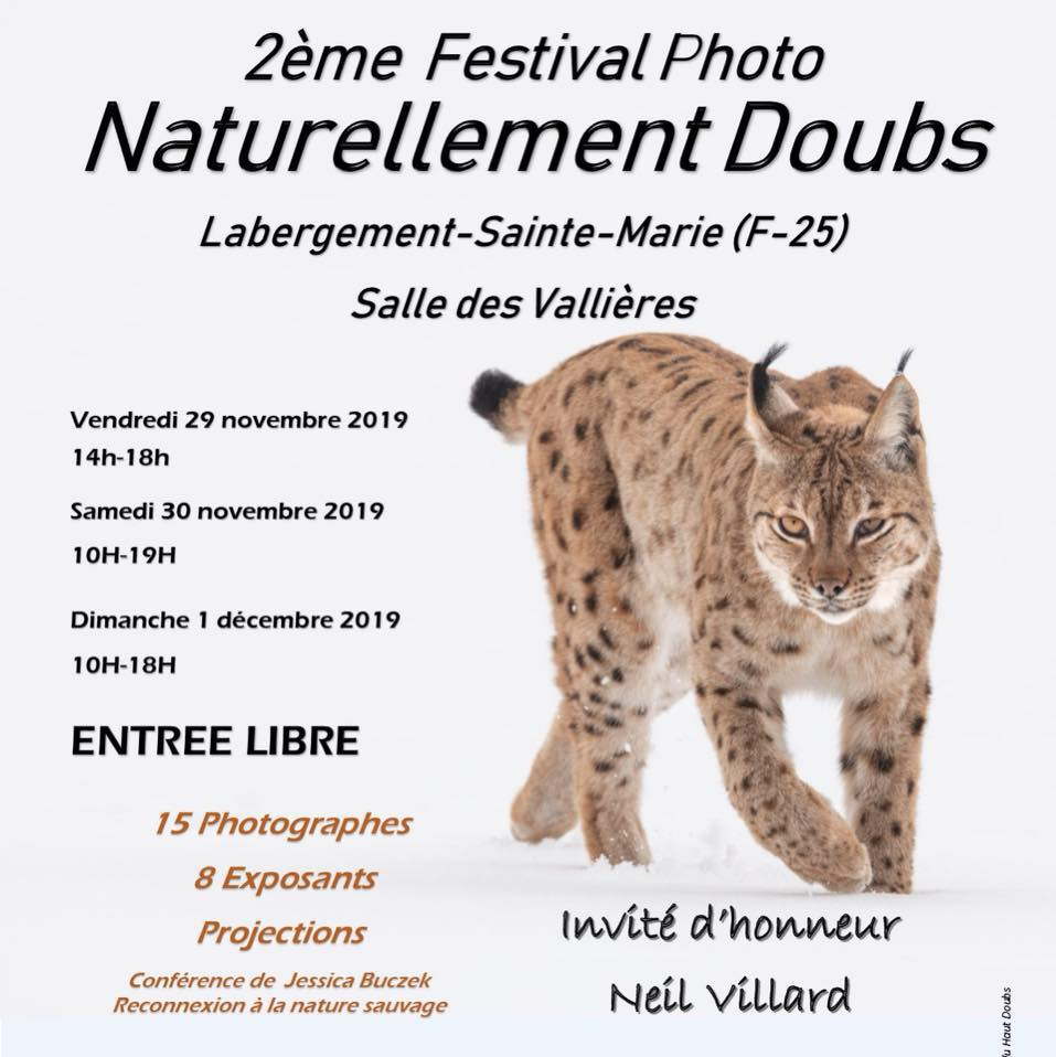 FESTIVAL PHOTO NATURELLEMENT DOUBS
