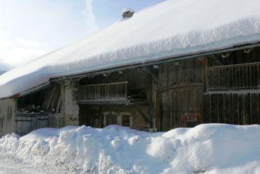 Rochejean Maison Neige