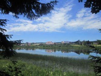 Le lac Malpas