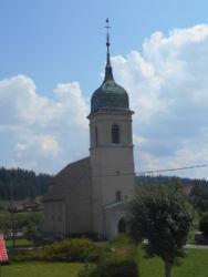 Eglise Malpas sans tilleuls