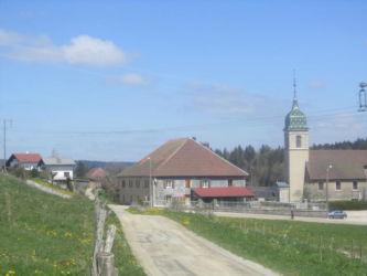 Eglise Malpas