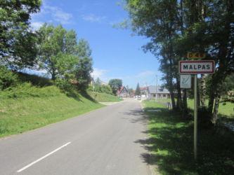 Entrée Malpas